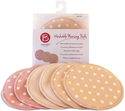 Bravado Washable Nursing Pads - 3 Pairs