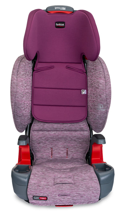 Britax - Grow With You Clicktight Booster Mulberry