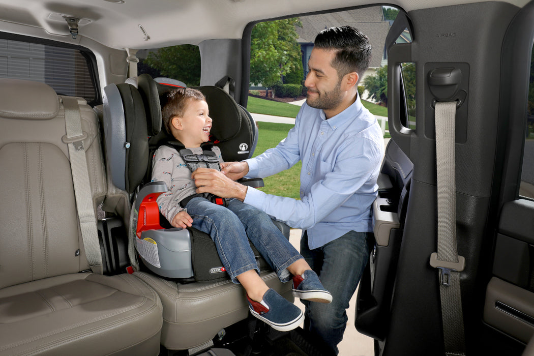 Britax - Grow With You Clicktight Plus - Jet