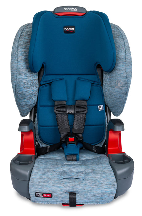 Britax - Grow With You Clicktight Booster Seaglass