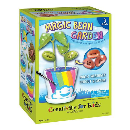 Creativity for Kids - Magic Bean Garden