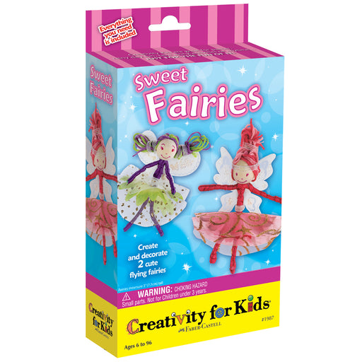 Creativity for Kids - Sweet Fairies