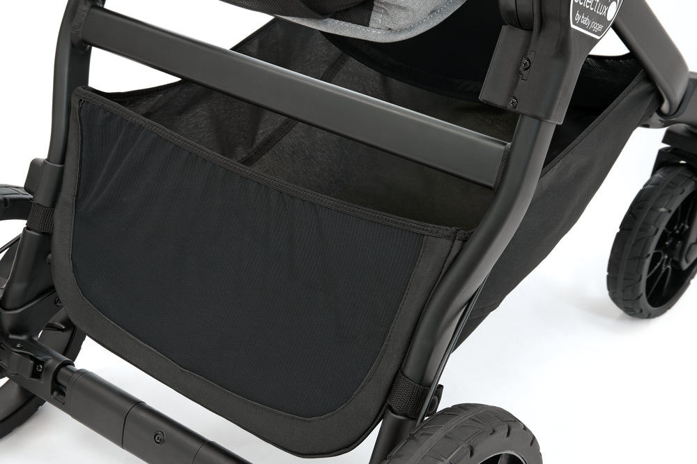 Baby Jogger City Select Lux Stroller 2017 - Basket