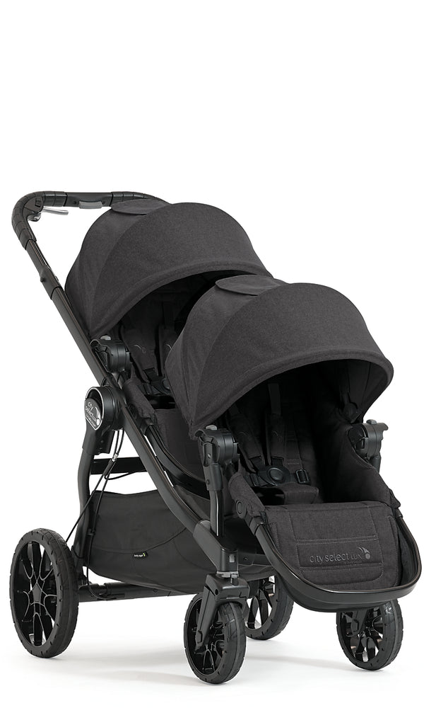 Baby Jogger City Select Lux Double Stroller (Includes Second Seat)