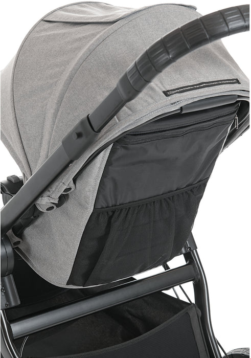 Baby Jogger City Select Lux Stroller 2017 - Slate