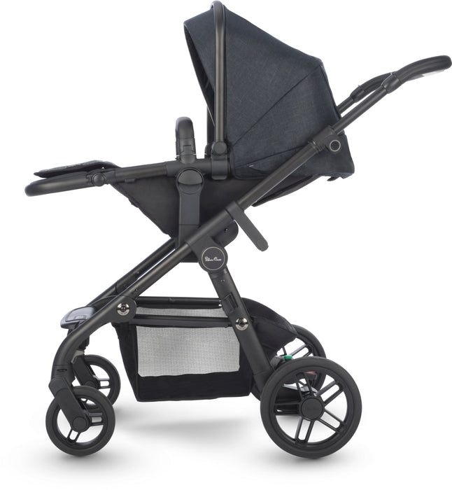 Silver Cross Coast Stroller - Flint