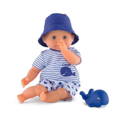 Corolle Baby Bath Boy Blue Whale