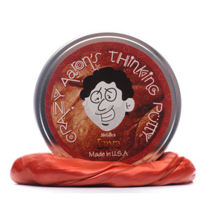 Crazy Aaron's Super Illusions Lava Putty