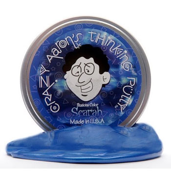 Crazy Aaron's Super Illusions Scarab Putty