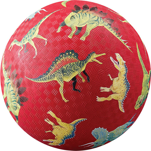 Crocodile Creek Playground Ball 5-Inch - Dinos