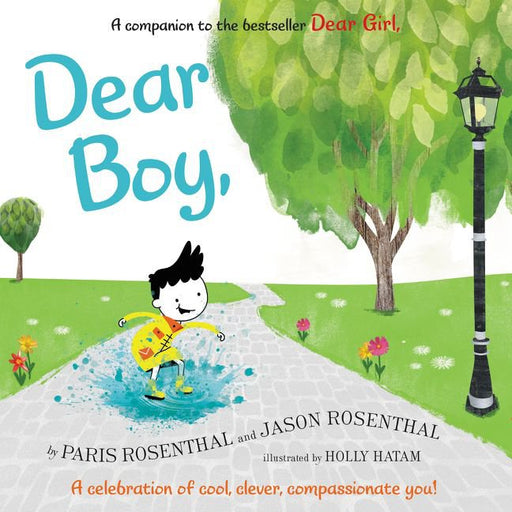 Dear Boy by Paris Rosenthal + Jason Rosenthal