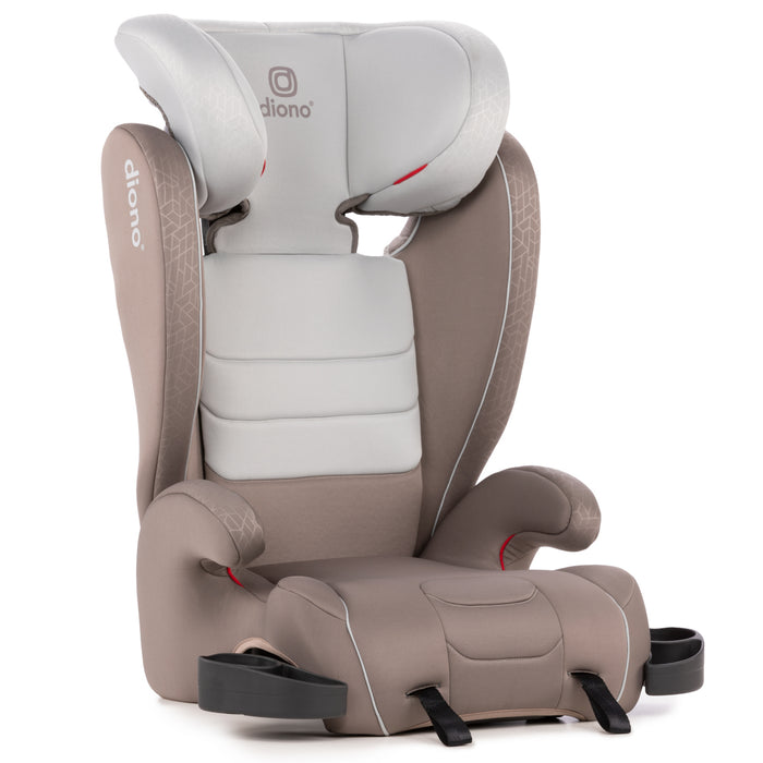 Diono - Monterey XT Booster Seat - Grey Oyster
