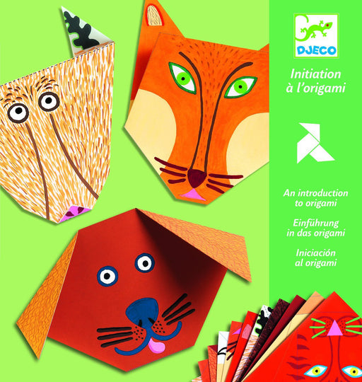 Djeco Introduction to Origami - Animals