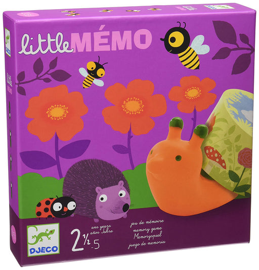 Djeco Little Memo Toddler Game