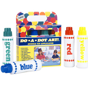 Do-a-Dot 4 Pack Primary