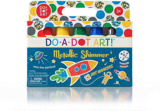 Do-a Dot Metallic Shimmers 5-Pack
