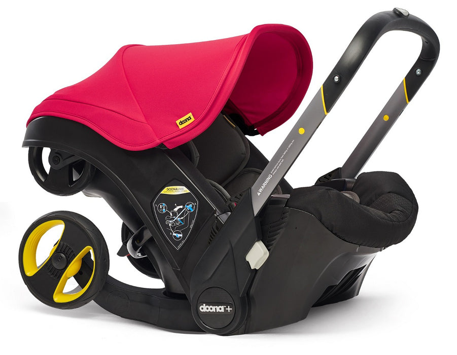 Doona Car Seat + Stroller - Flame Red