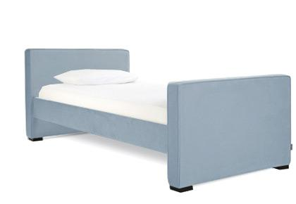 Dorma Twin - Low Headboard/High Footboard - Sky
