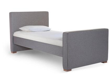 Monte Dorma Twin Bed with High Headboard