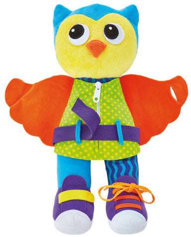 Kidoozie Dress Me Owl