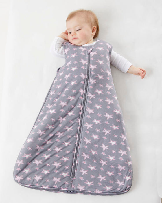 Gunamuna Duvet Wearable Blanket Pink Stars