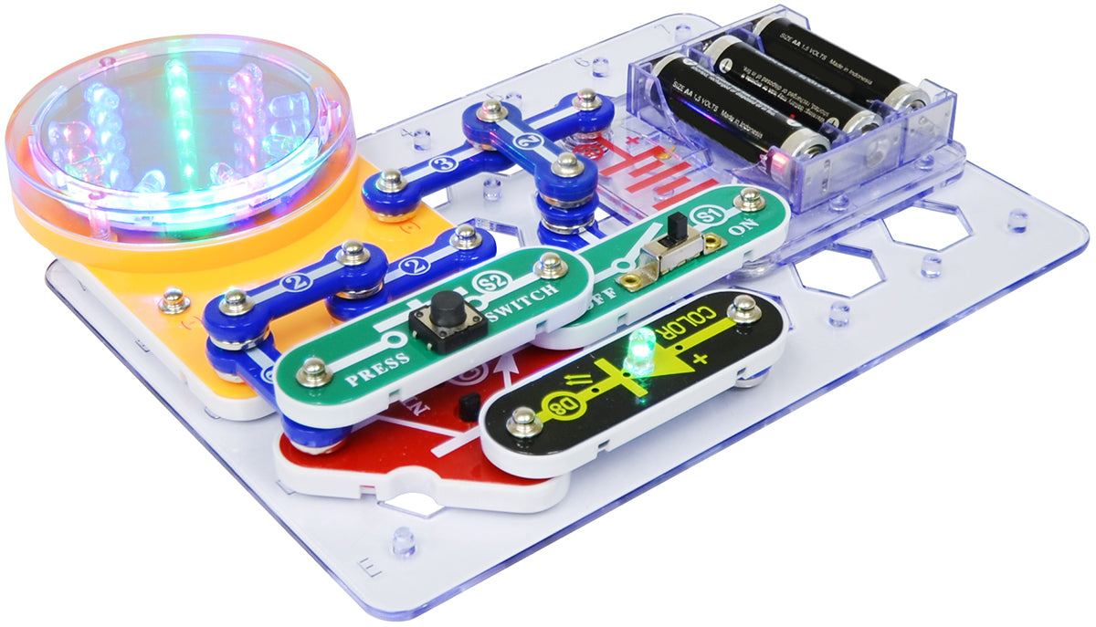 Snap Circuits 3D Illumination