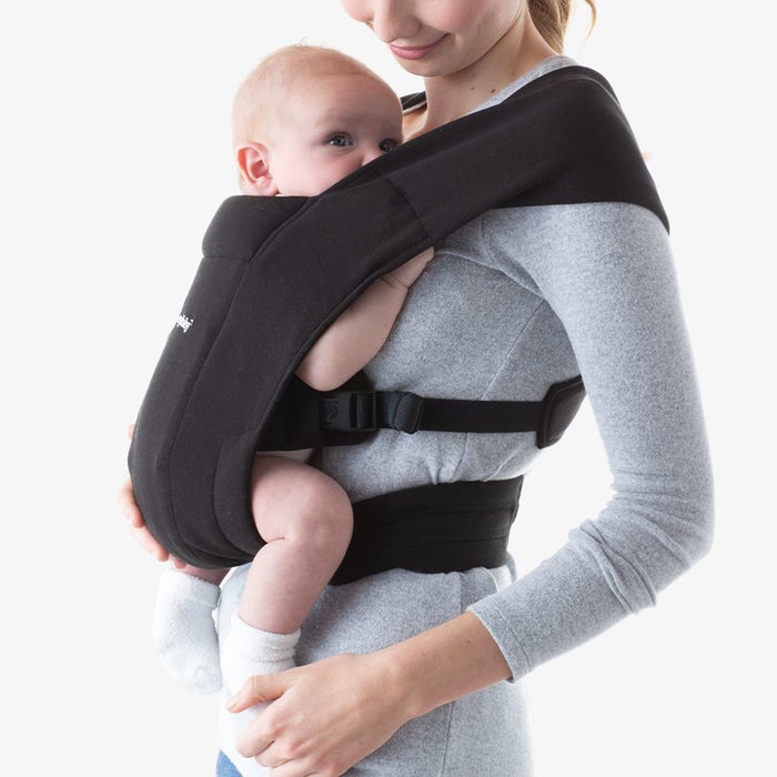 ErgoBaby - Embrace Baby Carrier - Pure Black