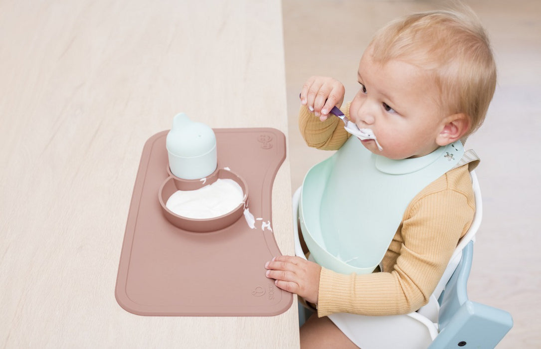 EZPZ Placemat for Stokke Steps High Chair - Pink