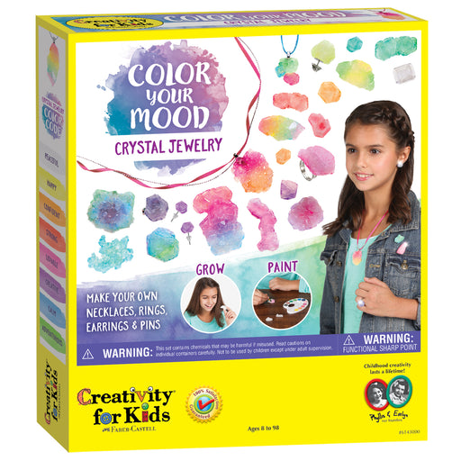 Creativity for Kids Color Your Mood Crystal Jewelr