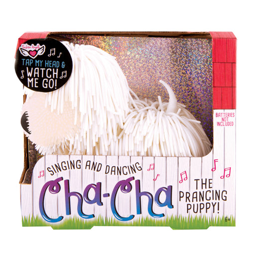 Fashion Angels Cha-Cha The Prancing Puppy