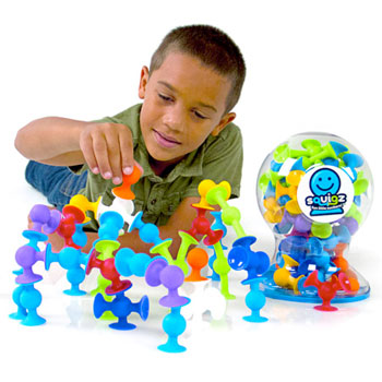 Squigz 50-Piece Deluxe Set
