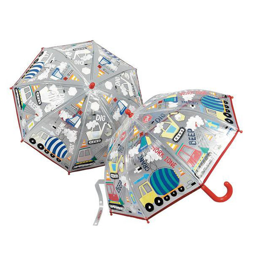 Floss + Rock Color Changing Umbrella Construction