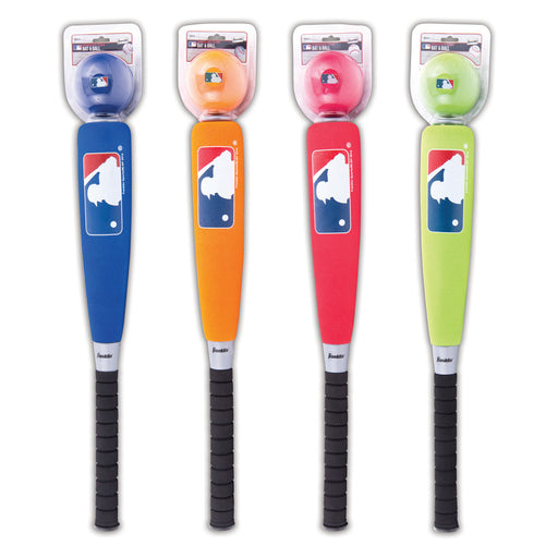 MLB Oversized Foam Bat And Ball Set