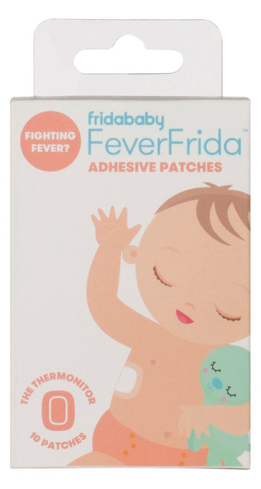 FridaBaby FeverFrida | Thermonitor Adhesive Patche