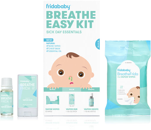 Fridababy Breathe Easy Kit - Sick Day Essentials