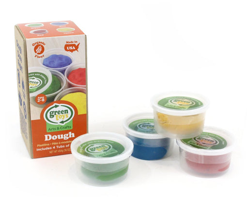 Green Toys Dough - 4-Pack