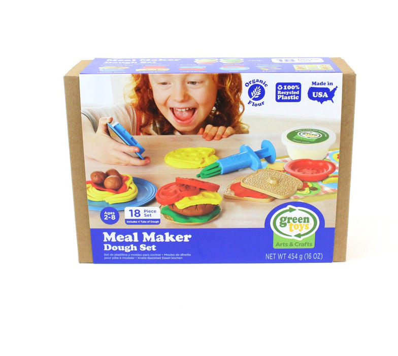 Green Toys Dough Set - Meal Maker