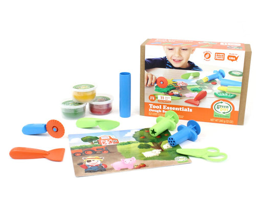 Green Toys Dough Set - Tool Essentials