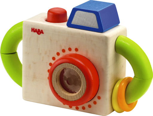 Haba - Capture Fun Wood Camera