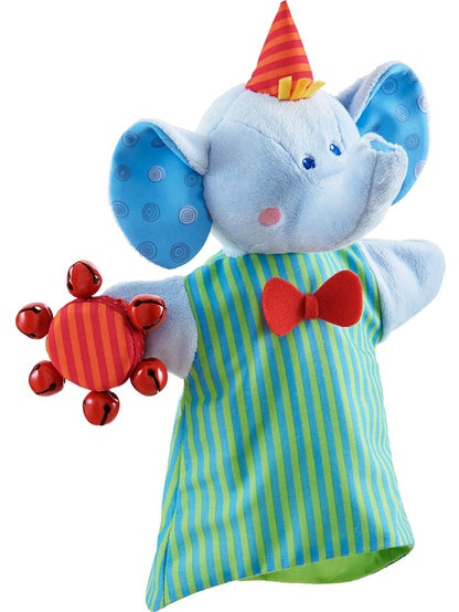 Haba Elephant Musical Glove Puppet