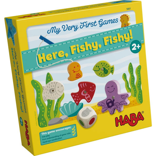 Haba Very First Game - Here Fishy Fishy