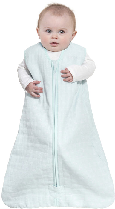 Halo SleepSack Quilted Muslin Mint Triangle