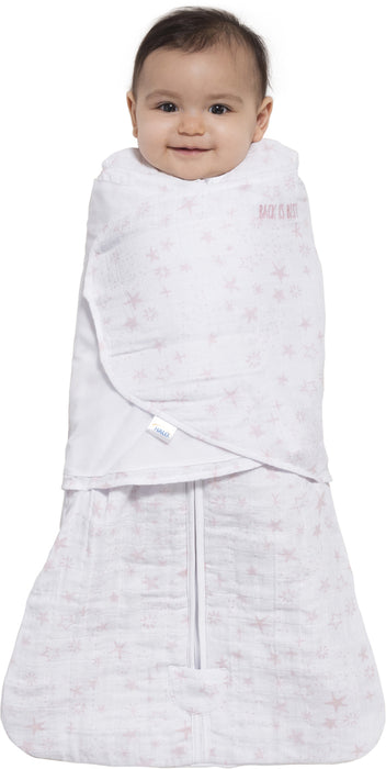 Halo SleepSack Swaddle Muslin Newborn