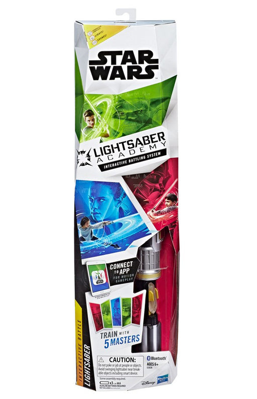 Hasbro - Star Wars Lightsaber Academy