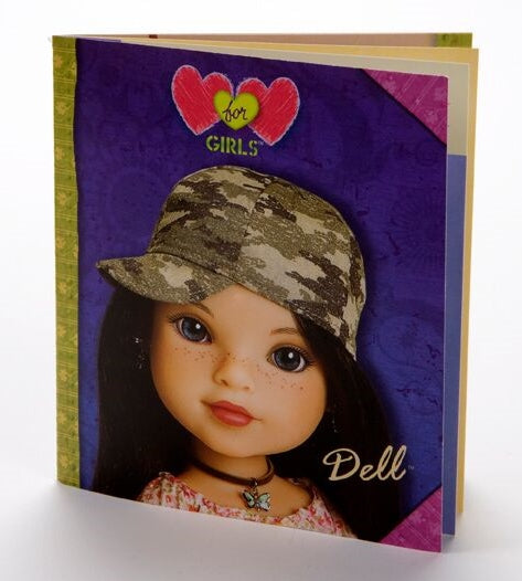 Heart for Heart Doll - Dell from USA