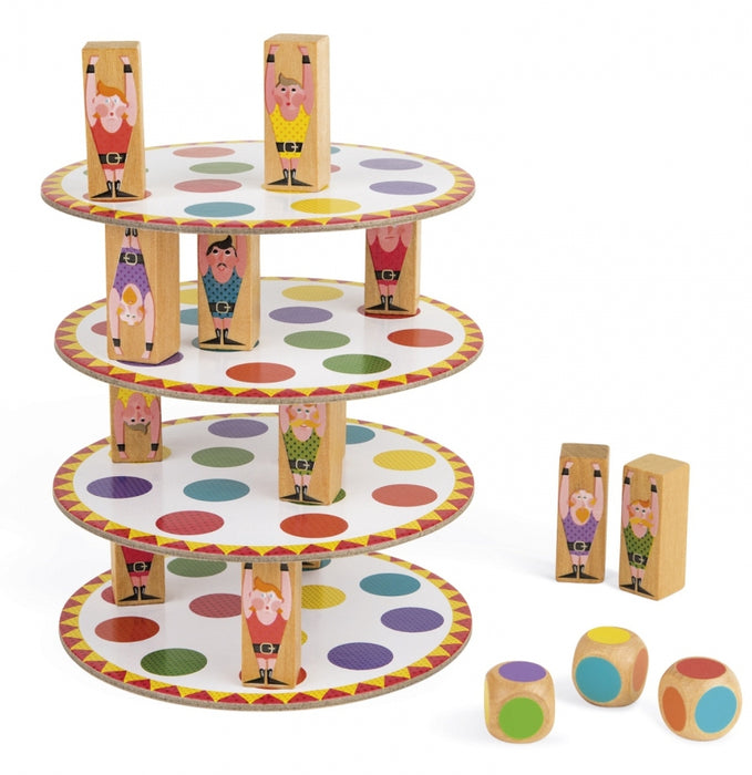 Janod Acrobat Game of Skill