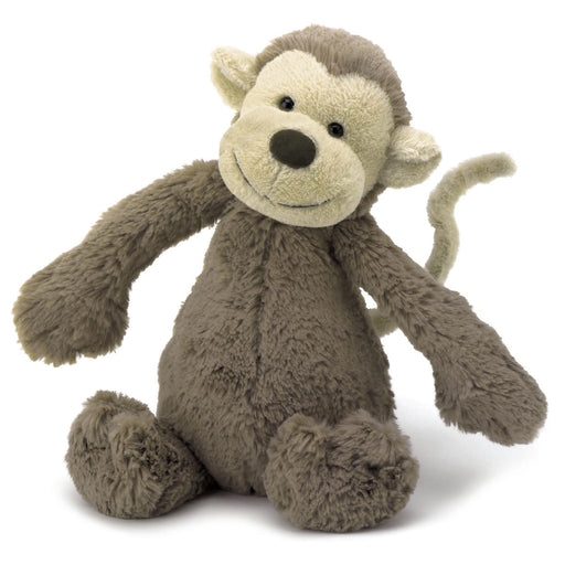 "Jellycat Bashful 12"" Monkey"
