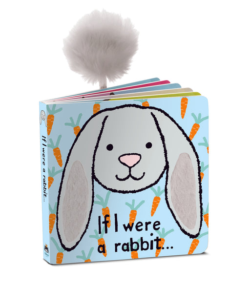 Jellycat - If I Were A Rabbit Book
