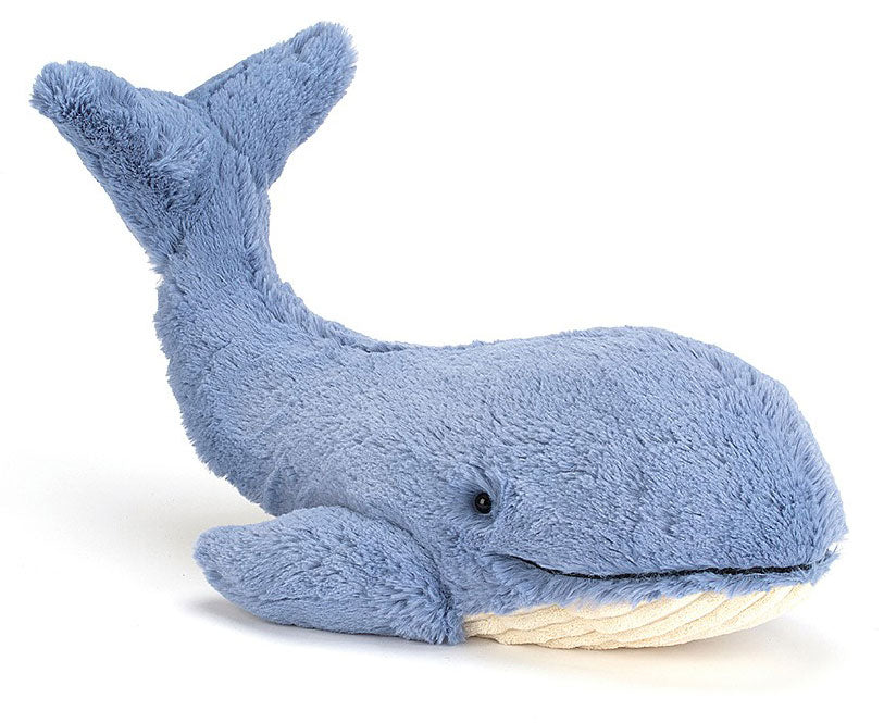 "Jellycat 17"" Wilber Whale"