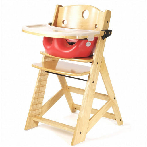 Keekaroo Height Right High Chair with Infant Insert & Tray